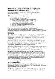 Protokoll Neues Hulsberg 1-11-2011