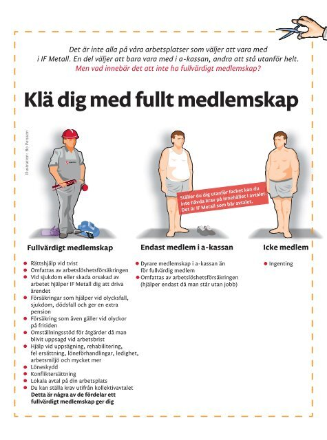tidning 2 2011.pdf - IF Metall