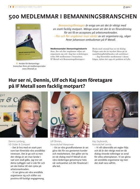 tidning 2 2011.pdf - IF Metall