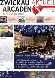 November 2013 - Zwickau Arcaden
