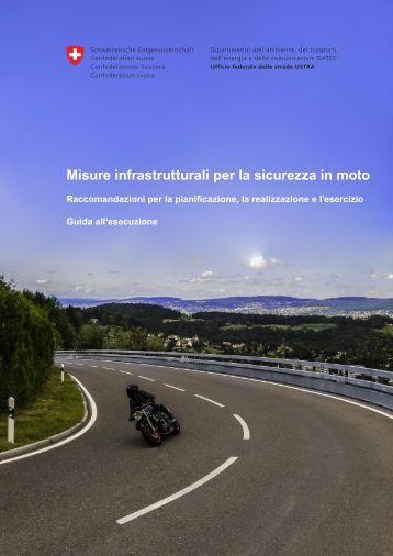 Misure infrastrutturali per la sicurezza in moto - FEMA