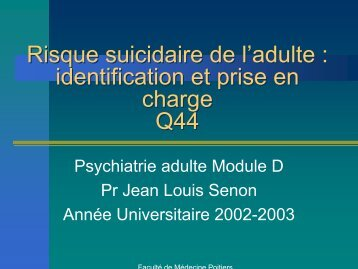 Voir question module D