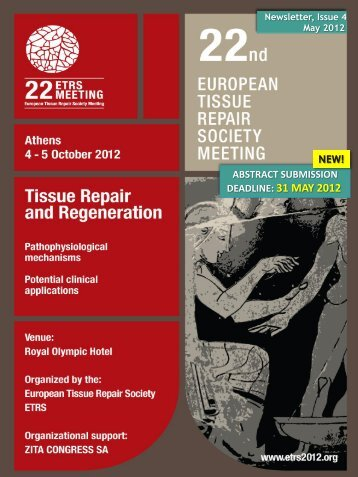 new!! abstract submission deadline: 31 may 2012