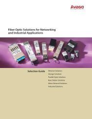 Fiber Optic Solutions for Networking and Industrial Applications