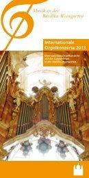 Internationale Orgelkonzerte 2013 (PDF) - Freunde und Förderer ...