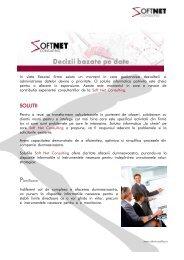 Click pentru download brosura - Soft Net Consulting