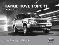 Matzker.de Land Rover Neufahrzeuge Gebrauchtfahrzeuge. Tuning ...