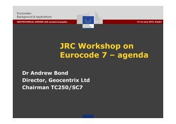 Address - Eurocodes - Europa