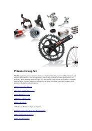 Primato Group Set - Pro Bike Center