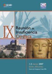 IX Reunión IC - Sociedad Española de Medicina Interna