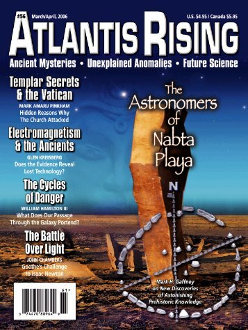 The Astronomers of Nabta Playa