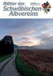 10. gemeinsamer Landschaftspflegetag Schwäbischer Albverein