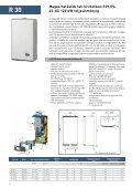 Fali és álló kivitelŰ ipari kondenzációs ... - Thermo Dragons - Page 4