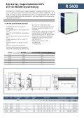 Fali és álló kivitelŰ ipari kondenzációs ... - Thermo Dragons - Page 7