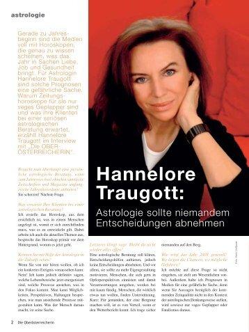 astrologie - Hannelore Traugott