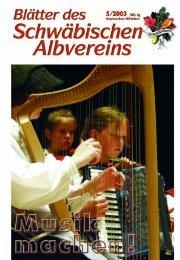 Sackpfeifen in Schwaben 2003