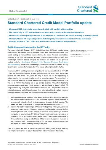 standard chartered bank research Essays - largest database of quality sample essays and research papers on objective of standard chartered bank.