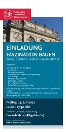 Der Tag für Bauen und Umwelt 2012.pdf - Fk3.tu-braunschweig.de ...