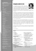 Prosjektledelse, Nr. 2 - 2003 - Norsk senter for prosjektledelse - NTNU - Page 3