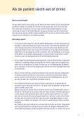 Brochure De kwestie voedsel en vocht - Page 5