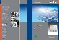 Brochure GT250E - Schneider Electric
