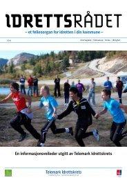 Telemark Idrettskrets - Norges idrettsforbund