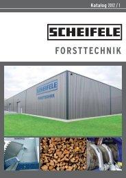 Forstkatalog 2012-1 - scheifele.de - Home