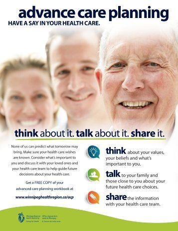 Advance Care Planning Posters