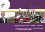 Noorden volop in beweging met technologische ... - SNN