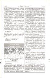 decreto supremo nº 040-2010-mtc - Ministerio de Transportes y ...