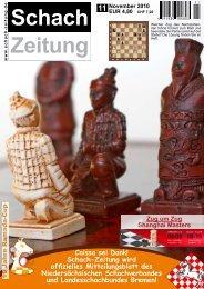 Schach Zeitung - Schachversand Niggemann