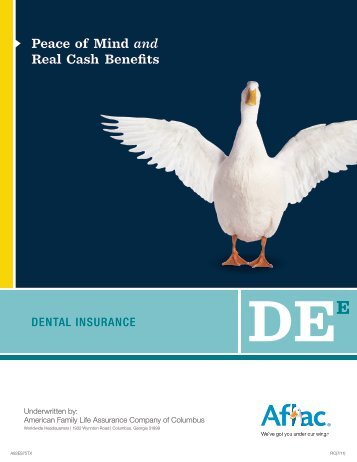 DEE Peace of Mind and Real Cash Benefits