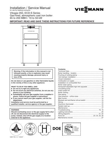 Viessmann vitogas 100 owners manual free shipping installation service manual free shipping heating and air publicscrutiny Image collections