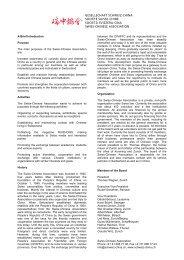 Factsheet SCG - 2013 - English and Chinese Presentation