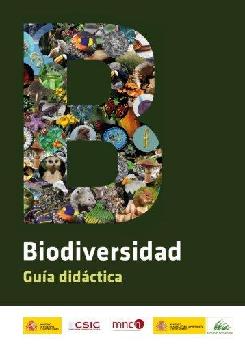 """exposición """"Biodiversidad"""" - Museo Nacional de Ciencias Naturales"""