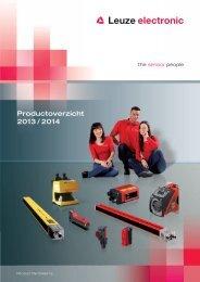 Productoverzicht 2012 - Leuze electronic