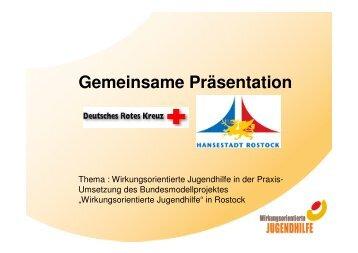 WOJH Konzept Rostock - Wirkungsorientierte Jugendhilfe