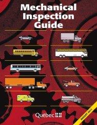 Mechanical Inspection Guide - Société de l'assurance automobile ...