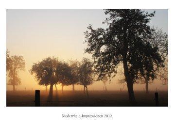 Niederrhein-Impressionen 2012