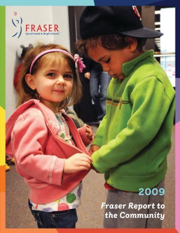 2009 Annual Report - Fraser