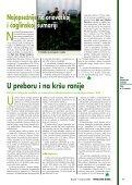 (i) u turizmu i ostalim djelatnostima - Hrvatske šume - Page 7