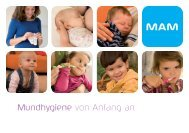 6+ - MAM Baby Products
