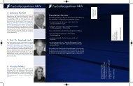 PsychotherapeutInnen NRW - BDP Landesgruppe NRW