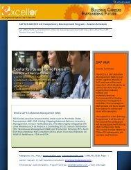 SAP NetWeaver BI 7 - Excellor