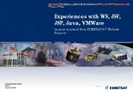 Web Services: Lessons Learned