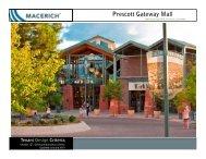Prescott Gateway Mall - Macerich