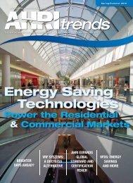 Spring/Summer 2010 Issue - AHRI