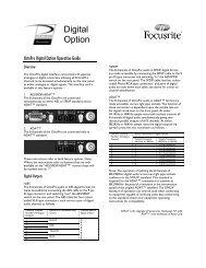 Saffire PRO 14 Architecture - Focusrite