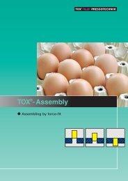 08/2012 - TOX PRESSOTECHNIK GmbH & Co.KG