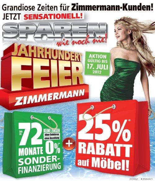 'Hi'? - Möbel Zimmermann GmbH & Co. KG